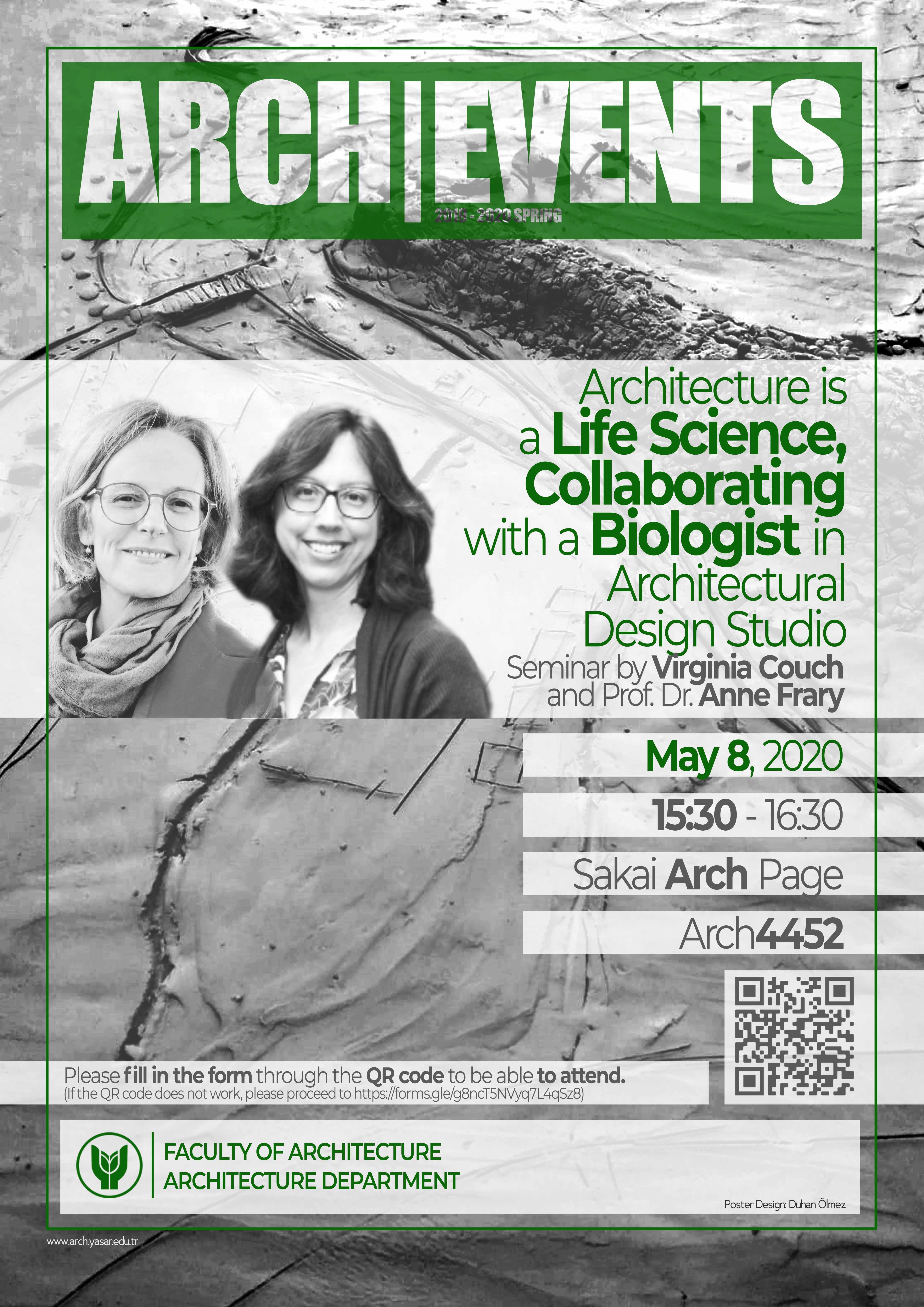 Seminar_ArchitectureisaLifeScience