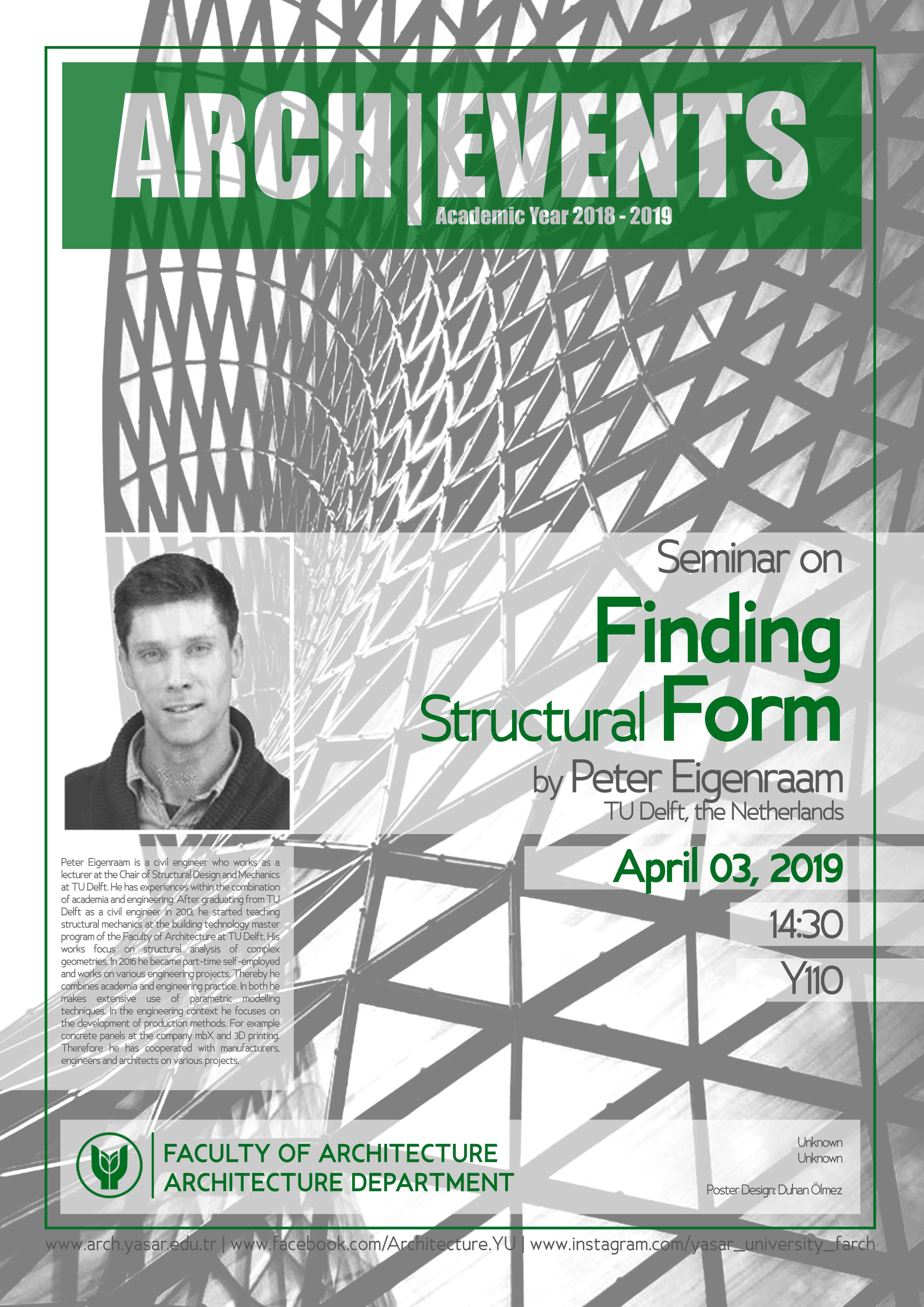 Seminar_PeterEigenraam_FindingStructuralForm